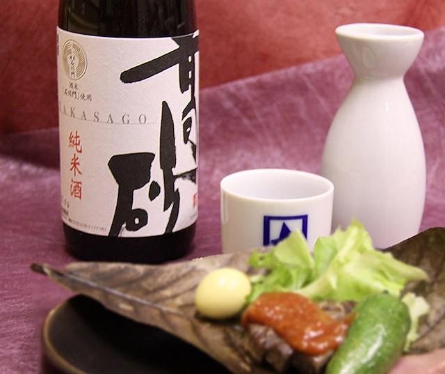 飲み比べ720ml×2 純米酒